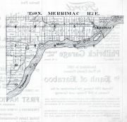 Township 10. N., Range 7 E. - Merrimac, Sauk County 1921